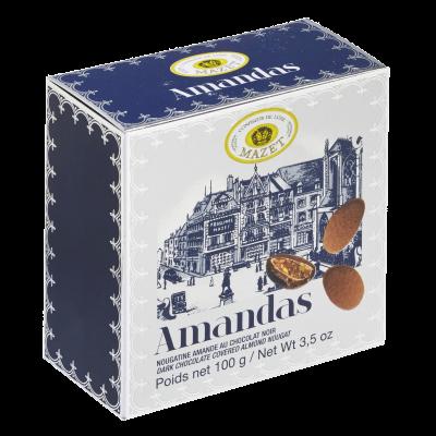 Amandas - Amandas étui
