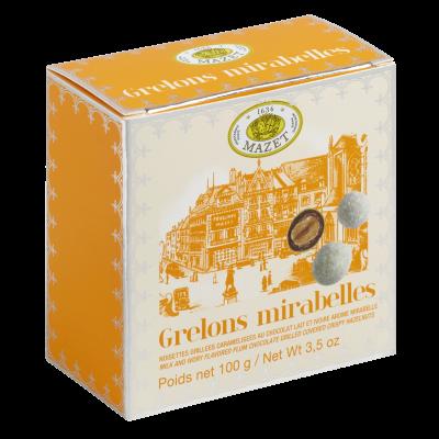 Grêlons Mirabelle - Grêlons-Mirabelles étui