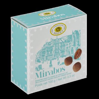 Mirabos - Mirabos étui