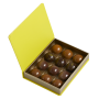 Ballotins de Chocolats - Mon carnet Praliné 96g