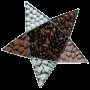 Assortiments - Boite étoile 550g